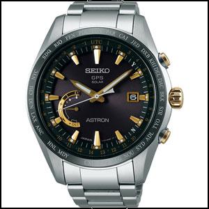 SEIKO セイコー アストロン GPS ソーラー 電波 時計 メンズ 腕時計 SBXB087