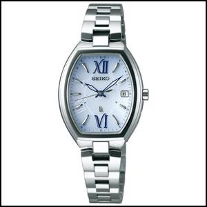 セイコー ルキア ソーラー 電波 時計 レディース 腕時計 SSQW027