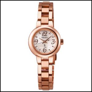 セイコー ルキア ソーラー 時計 レディース 腕時計 SSVR128