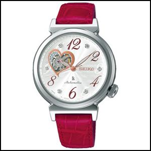 セイコー ルキア 自動巻き 時計 レディース 腕時計 SSVM023