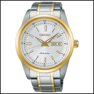 【コスパ高め】SEIKO セイコー メカニカル 自動巻き 手巻きつき 時計 メンズ 腕時計 SARV004