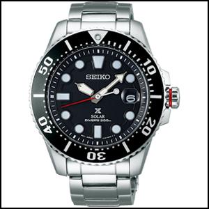セイコー プロスペックス ダイバースキューバ ソーラー 時計 メンズ 腕時計 SBDJ017