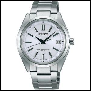 【コスパ高め】セイコー ブライツ ソーラー 電波 時計 メンズ 腕時計 SAGZ079