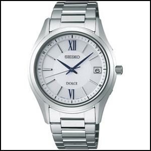 新品 即日発送 セイコー ドルチェ ソーラー 電波 時計 メンズ 腕時計 SADZ185