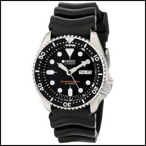 【コスパ高め】新品 即日発送 SEIKO セイコー ブラックボーイ ダイバー 自動巻き 時計 メンズ 腕時計 SKX007J1