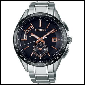 新品 即日発送 セイコー ブライツ フライトエキスパートソーラー 電波 時計 メンズ 腕時計 SAGA243