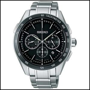 新品 即日発送 セイコー ブライツ クロノグラフ ソーラー 電波 時計 メンズ 腕時計 SAGA171