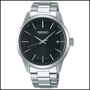セイコー セレクション ソーラー 電波 時計 メンズ 腕時計 SBTM255