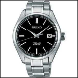 セイコー プレザージュ 自動巻き 手巻き付 時計 メンズ 腕時計 SARX057