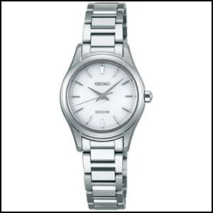 セイコー エクセリーヌ ソーラー 時計 レディース 腕時計 SWCQ091