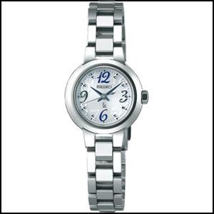 【コスパ高め】 セイコー ルキア ソーラー 時計 レディース 腕時計 SSVR125