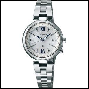 セイコー ルキア ソーラー 電波 時計 レディース 腕時計 SSQV013