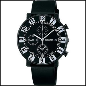 セイコー スピリット×SOTTSASS 限定モデル クオーツ 時計 メンズ 腕時計 SCEB041
