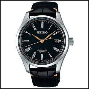 セイコー プレザージュ 自動巻き 手巻き付 時計 メンズ 腕時計 SARX029
