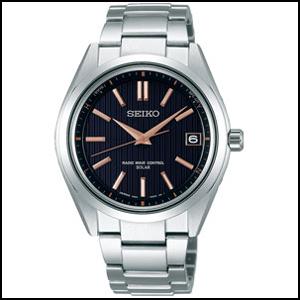 セイコー ブライツ ソーラー 電波 時計 メンズ 腕時計 SAGZ087