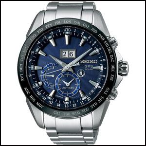 セイコー アストロン GPS ソーラー 電波 時計 メンズ 腕時計 SBXB147