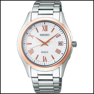 セイコー ドルチェ ソーラー 電波 時計 メンズ 腕時計 SADZ200