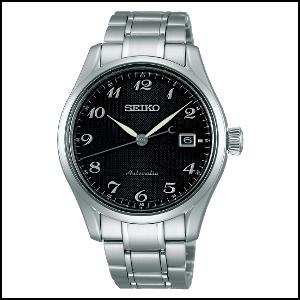 セイコー プレザージュ 自動巻き 手巻き付き 時計 メンズ 腕時計 SARX039