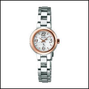 セイコー ルキア ソーラー 時計 レディース 腕時計 SSVR126