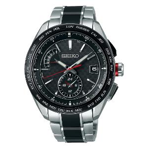 セイコー ブライツ ソーラー 電波 時計 メンズ 腕時計 SAGA259