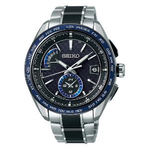 セイコー ブライツ ソーラー 電波 時計 メンズ 腕時計 SAGA261