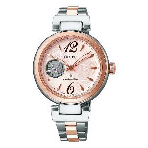 新品 即日発送可 セイコー ルキア 自動巻き 手巻き付き 時計 レディース 腕時計 SSVM046