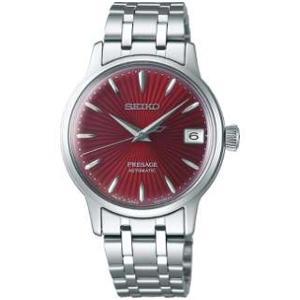 セイコー プレザージュ 自動巻き 手巻き付き 時計 レディース 腕時計 SRRY027