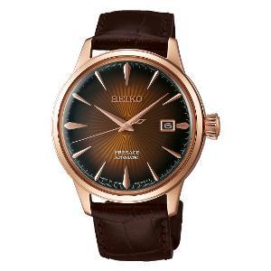 セイコー プレザージュ 自動巻き 手巻き付き 時計 メンズ 腕時計 SARY128