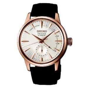 セイコー プレザージュ 自動巻き 手巻き付き 時計 メンズ 腕時計 SARY132