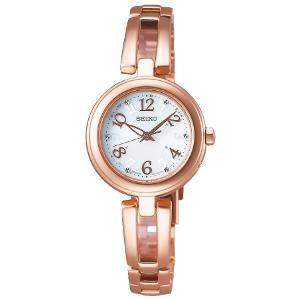 新品 即日発送可 セイコー セイコーセレクション ソーラー 電波 時計 レディース 腕時計 SWFH072