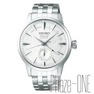 セイコー プレザージュ STAR BAR 限定モデル 自動巻き 手巻付き 時計 メンズ 腕時計 SARY105