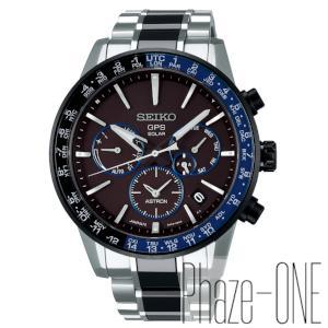 セイコー アストロン 5X GPS ソーラー 電波 時計 メンズ 腕時計 SBXC009