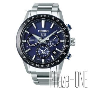 セイコー アストロン 5X デュアルタイム GPS ソーラー 電波 時計 メンズ 腕時計 SBXC015