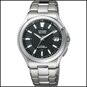 【コスパ高め】シチズン アテッサ ソーラー 電波 時計 メンズ 腕時計 ATD53-2841