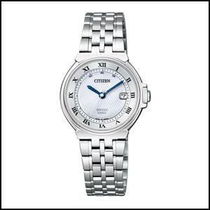 CITIZEN シチズン エクシード 35周年 記念 モデル ソーラー 電波 時計 レディース 腕時計ES1030-56A