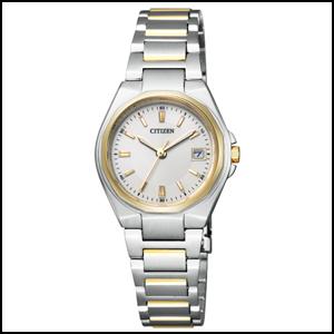 シチズンコレクション ソーラー 時計 レディース 腕時計 EW1384-66P
