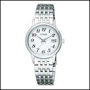 CITIZEN シチズン フォルマ ソーラー レディース 腕時計 EW1580-50B