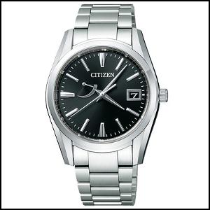 CITIZEN シチズン ザ・シチズン ソーラー 時計 メンズ 腕時計 AQ1000-58E