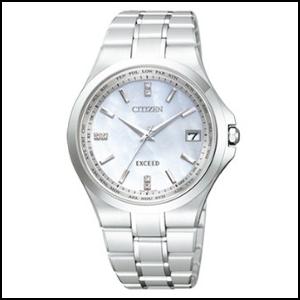 CITIZEN シチズン エクシード 限定 モデル エコ ドライブ ソーラー 電波 時計 メンズ 腕時計CB1030-69A