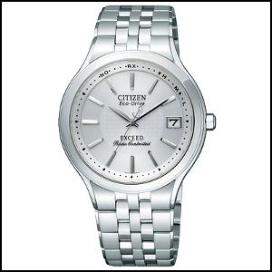 CITIZEN シチズン エクシード ソーラー 電波 時計 メンズ 腕時計 EBG74-2791