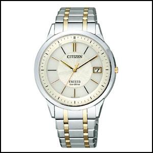 CITIZEN シチズン エクシード ソーラー 電波 時計 メンズ 腕時計 EBG74-5024