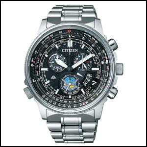 新品 即日発送 シチズン プロマスター ブルーインパルスモデル SKYシリーズ ソーラー 電波 時計 メンズ 腕時計 BY0080-65E