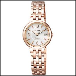 シチズン エクシード ソーラー 時計 レディース 腕時計 EW2262-50A