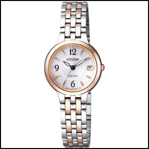 シチズン エクシード ソーラー 時計 レディース 腕時計 EW2264-54A