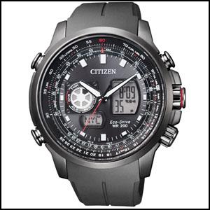 シチズン プロマスター SKYシリーズ ソーラー 時計 メンズ 腕時計 JZ1066-02E