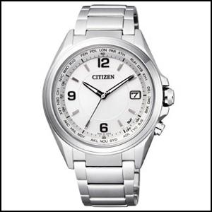 CITIZEN シチズン アテッサ ダイレクト フライト ソーラー 電波 時計 メンズ 腕時計 CB1070-56B