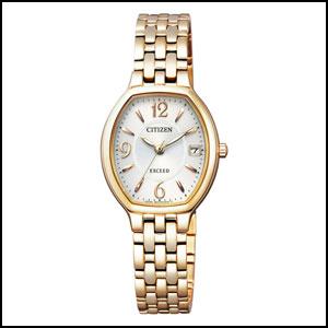 CITIZEN シチズン エクシード ソーラー 時計 レディース 腕時計 EW2432-51A