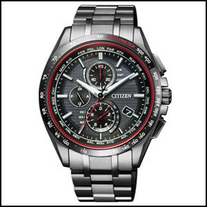 072d732e5c7117 ... 腕時計 | ソーラー 電波 時計 | バレンシアガ | 新品 即日発送 シチズン アテッサ ダイレクトフライト 限定モデル ソーラー 電波  時計 メンズ 腕時計 AT8145-59E