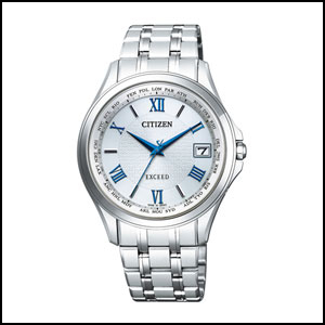 新品 即日発送 シチズン エクシード ソーラー 電波 時計 メンズ 腕時計 CB1080-52B