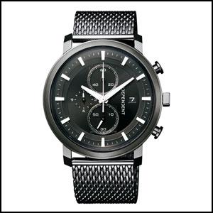 CITIZEN シチズン インディペンデント クロノグラフ メンズ 腕時計 BA5-848-51